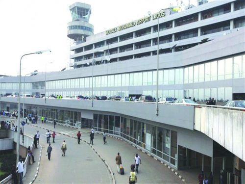 Lagos International Airport Affected By Mild Quake