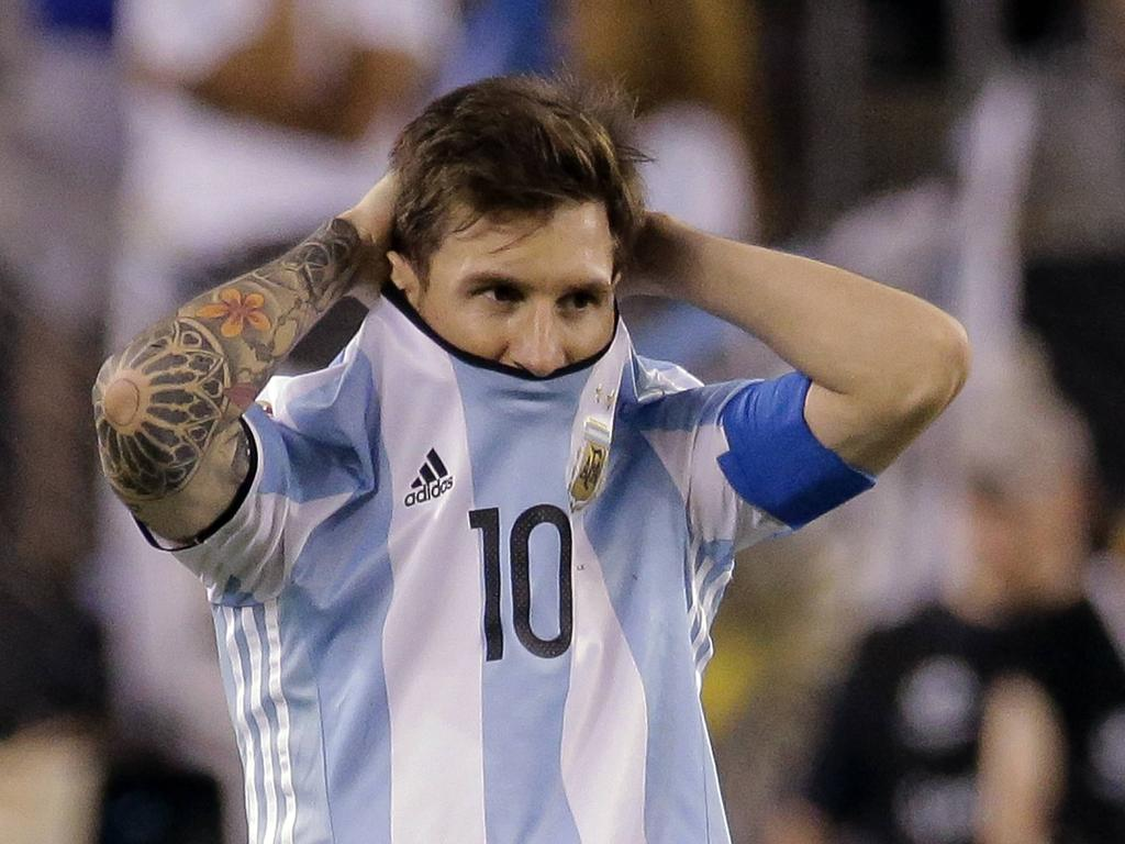 """""""Messi Is Not Appreciated In Argentina"""" – Frustrated Argentinian Goalkeeper Reveals"""
