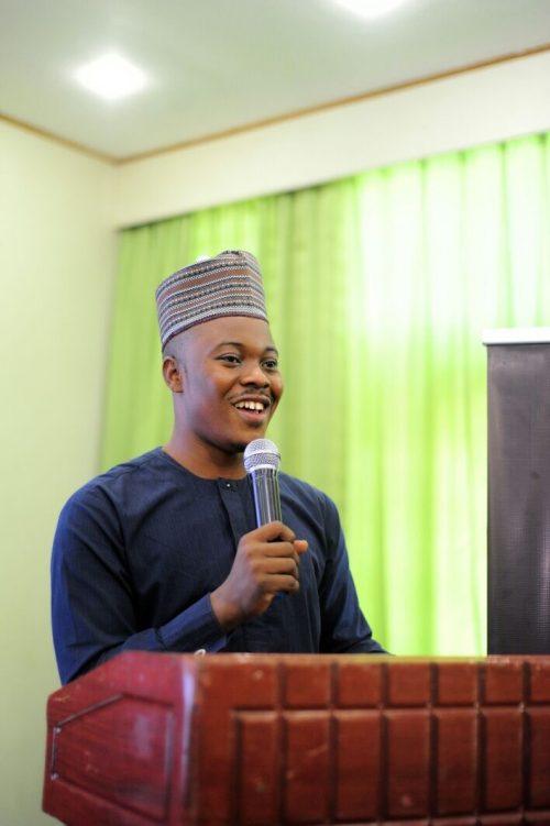 """We Will Use Social MediaTo Drive Change,"" Olufemi Oguntamu, Convener, Handle It Africa"