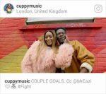 #CoupleGoals: Could DJ Cuppy Be Secretly Dating Mr Eazi?