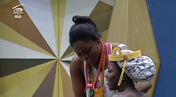 #BBNaija: DebbieRise Becomes Head of House