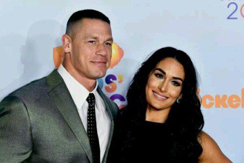 VIDEO: John Cena Proposes To Long time Girlfriend, Nikki Bella at WrestleMania