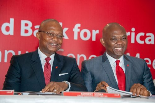 Elumelu Lauds FG's Economic Recovery Plan At UBA's AGM