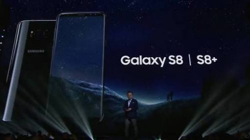 FINALLY! Check Out The New Samsung Galaxy S8 Due To Be Released This Friday!!!