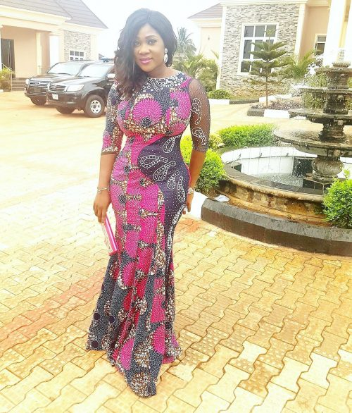 Photo: Mercy Johnson Inaugurated In Kogi As S.A On Entertainment