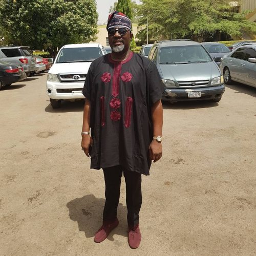 You're Wasting Your Time By Trying To Pull Me Down-Dino Melaye