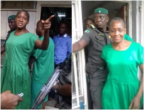 Court To Deliver Judgement On Kemi Olunloyo's Bail Today