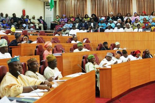 Drama In Lagos Assembly As Lawmakers Shunned Sitting Presided Over By Deputy Speaker