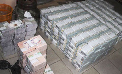 Court Orders Temporal Forfeiture Of $43.4m, £27,800, N23.2m To FG