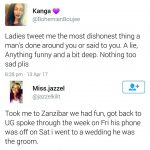 Some Men Are Wicked Sha( Tweets Of The Day)