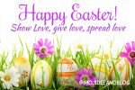 Happy Easter People!