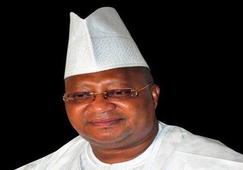Senator Isiaka Adeleke Is Dead