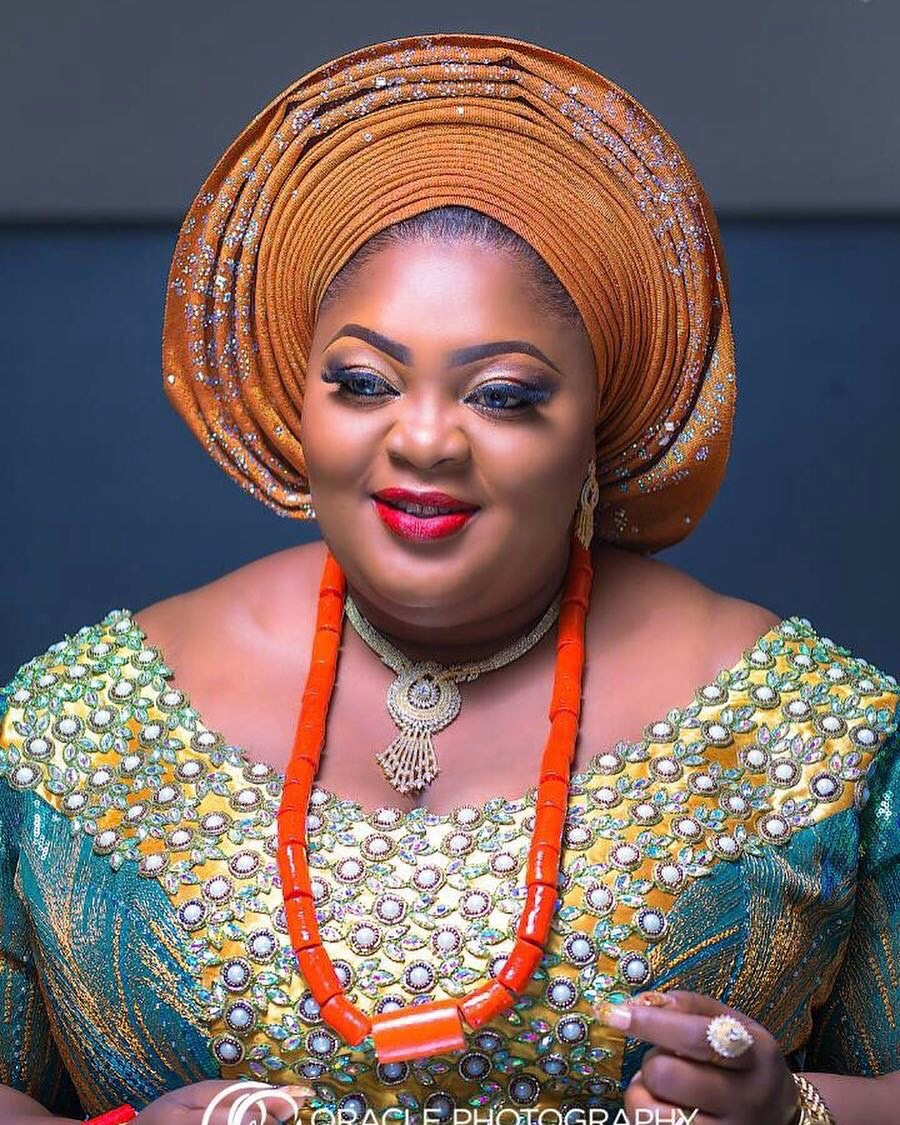 Eniola Badmus Stuns In Different Outfits For Dad's Final Burial