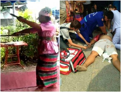 Magician Mistakenly Kills Himself While Demonstrating That Nothing Can Harm Him (Photos)