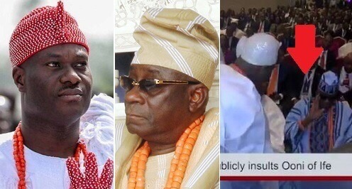 """Apologize Or Risk The Wrath Of The Ancestors""- Ife Kingdom Tells Lagos Oba Akiolu Over Ooni Snub"