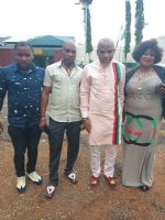 Photos: Nnamdi Kanu Released From Prison After Meeting Bail Conditions