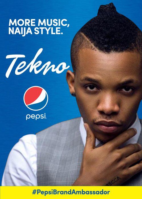Photos: Tiwa Savage, Falz, Davido, Flavour, Tekno Perform At Pepsi Corporate Elite