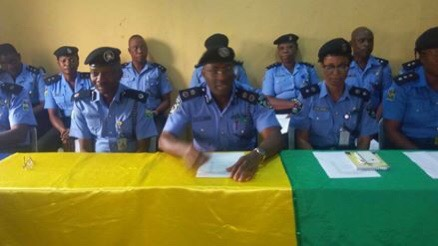 See Yourselves As AgentsOf  Change-CP Lagos TellsPolice  Officers At Passing Out