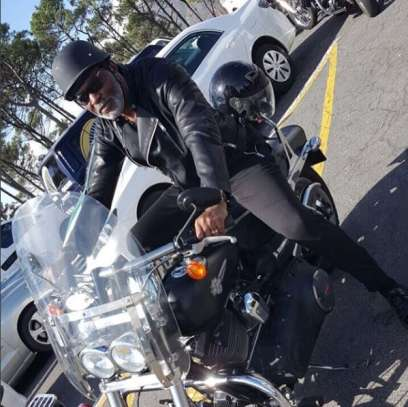 HOT! Check Out 10 Amazing Pictures Of Actor, RMD as He Continues Vacation In South Africa