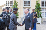 Pictures and Details From Yemi Osinbajo's Meeting With French Prime Minister In France [Photos]