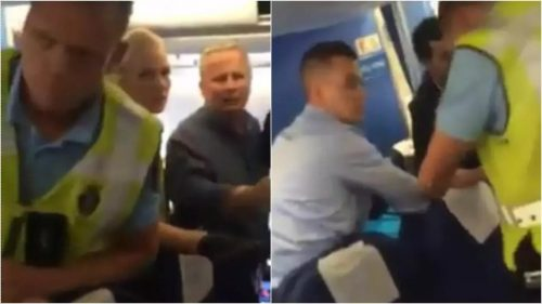 Nigerians Protest The Maltreatment Of Deportee Aboard KLM Flight