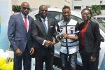 Artisan Wins Brand New Car In Skye Bank/Moneygram 'Receive N Win' Promo Grand Draw