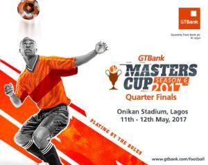 GTBankMastersCup (Season 6) Enters Quarter Finals Stage