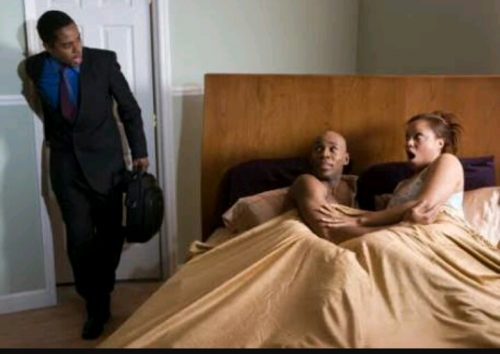 "What To Do When Your Husband Catches You In Bed With Your ""Sugar Boy"""