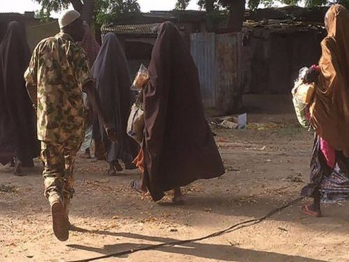 CHIBOK GIRLS: Another Girl Released By Boko Haram Sect