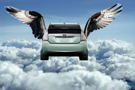 OMG!!! Toyota Motors Begins Building Of FLYING CARS!!!!!