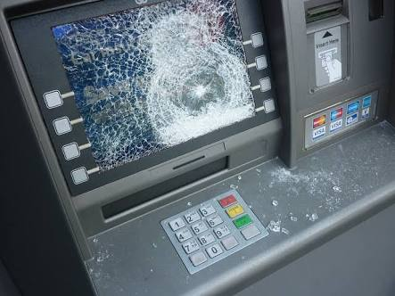 Corper Arrested For Breaking Into ATM Machine