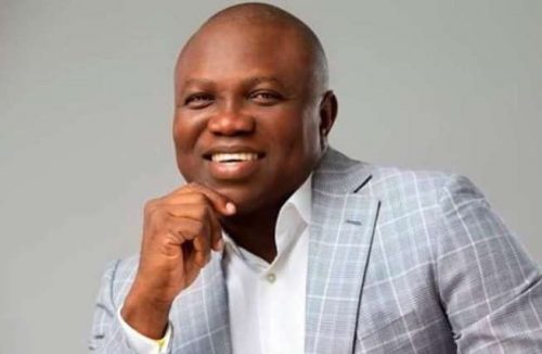 Watch Governor Ambode Of Show Off Impressive Dancing Skills