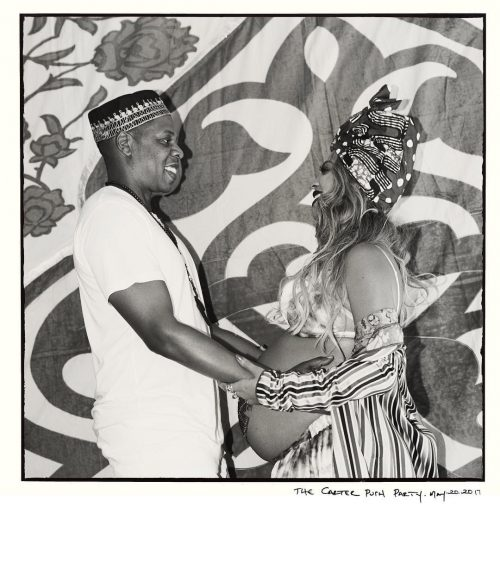 Beyonce Shares Photos From Her 'Push' African Themed Party
