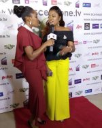 Joke Silva , Rita Dominic ,Kate Henshaw, Ice Prince, More Honour Funke Akindele Bello And Her Hubby For Industreet TV Drama Screening