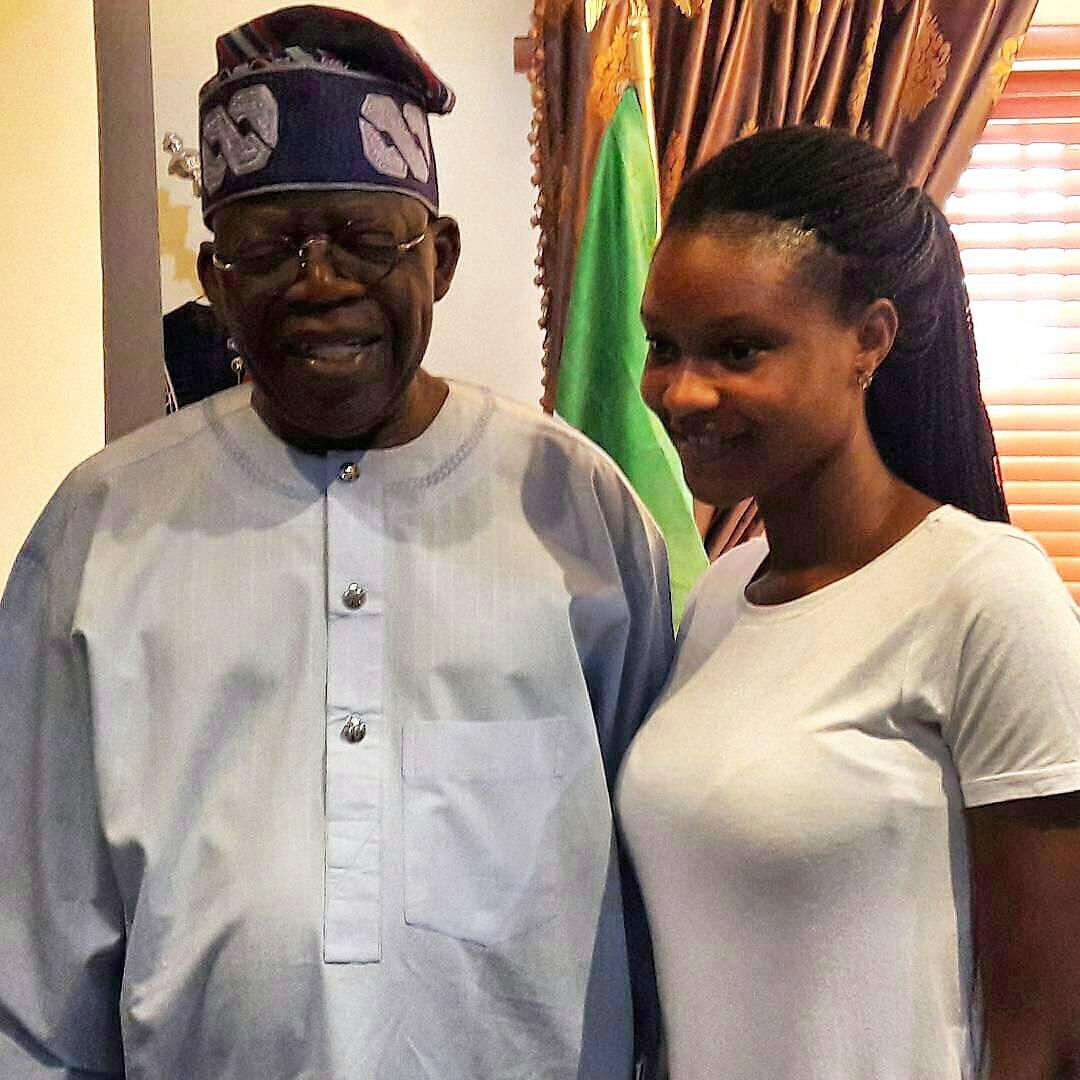Asiwaju Bola Ahmed Tinubu Paid For The Cost Of Bringing Moji Olaiya Body And ChildTo Nigeria