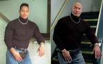 Actor Dwayne Johnson 'The Rock' Shares Inspiring Message About Tough Times Getting Better