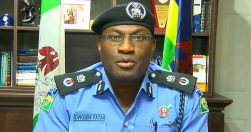 Corruption: Lagos Police Boss  Fatai  Owoseni Blows Hot To Junior  Officers