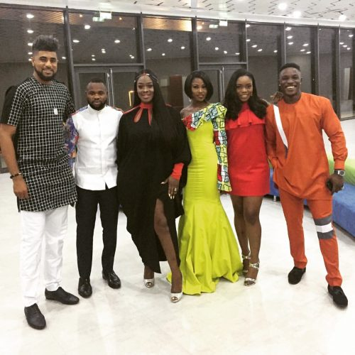Ex #bbnaija Housemates In  Crossriver for CrossRiver At 50 Celebration