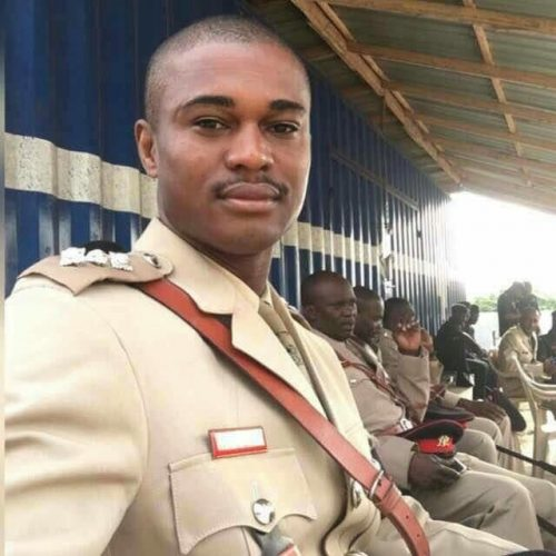 So Sad: Soldier Mistaken For  Armed Robber, Killed In Ghana