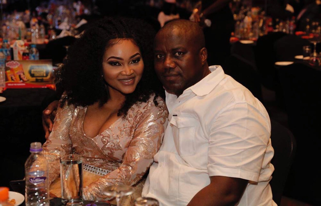 Mercy Aigbe Gets Restraining Order Against Her Husband Lanre Gentry
