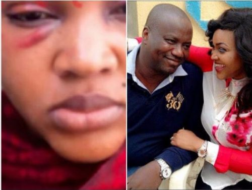 """""""Mercy Aigbe Was Coughing Blood After Husband Assaulted Her"""" – Lagos Commissioner"""