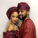 They Look So Good Together! First Photos From #BankyW And Adesua Etomi's Introduction