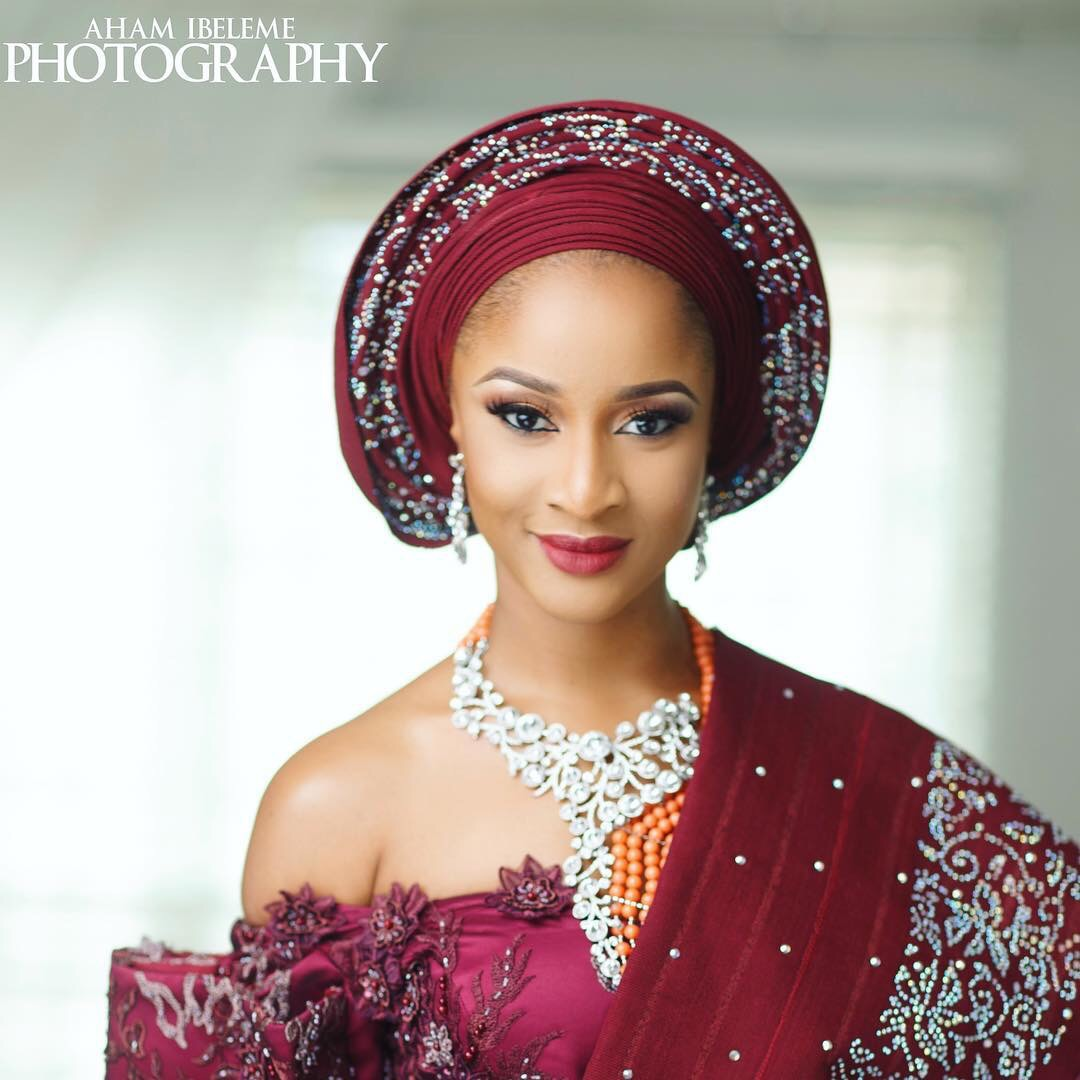 #BAAD2017: Official Photos From Adesua Etomi And BankyW's Introduction Today