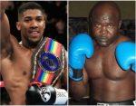 'I Will Beat Anthony Joshua Hands Down' – Bukom Banku