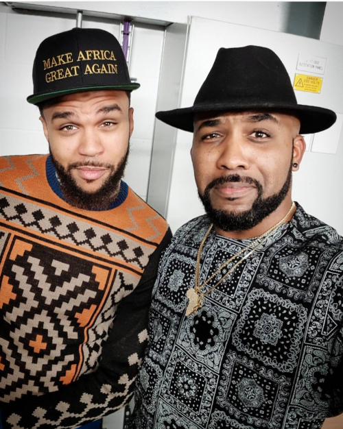 I Thought I Was Fresh Until Jidenna Came Along-Banky W