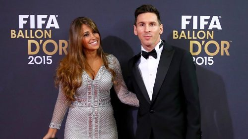 Messi To Wed Longtime Partner In June