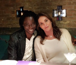 Nigerian Gay Rights Activist Bisi Alimi And His Husband Hang Out With Caitlyn Jenner