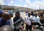 PHOTOS: Ambode commissions Abule Egba Flyover
