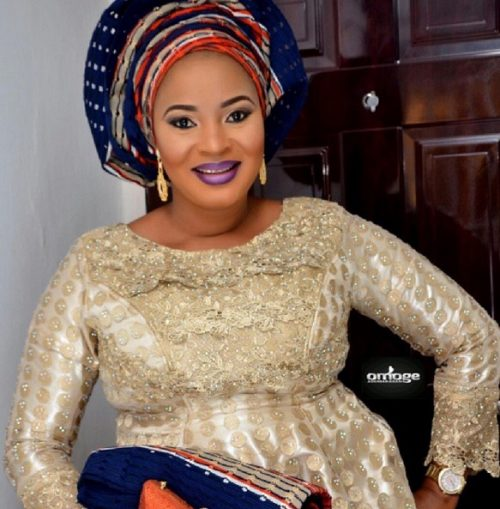 Actress Moji Olaiya Is Dead