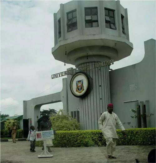 Student Protesters Shut Down University Of Ibadan